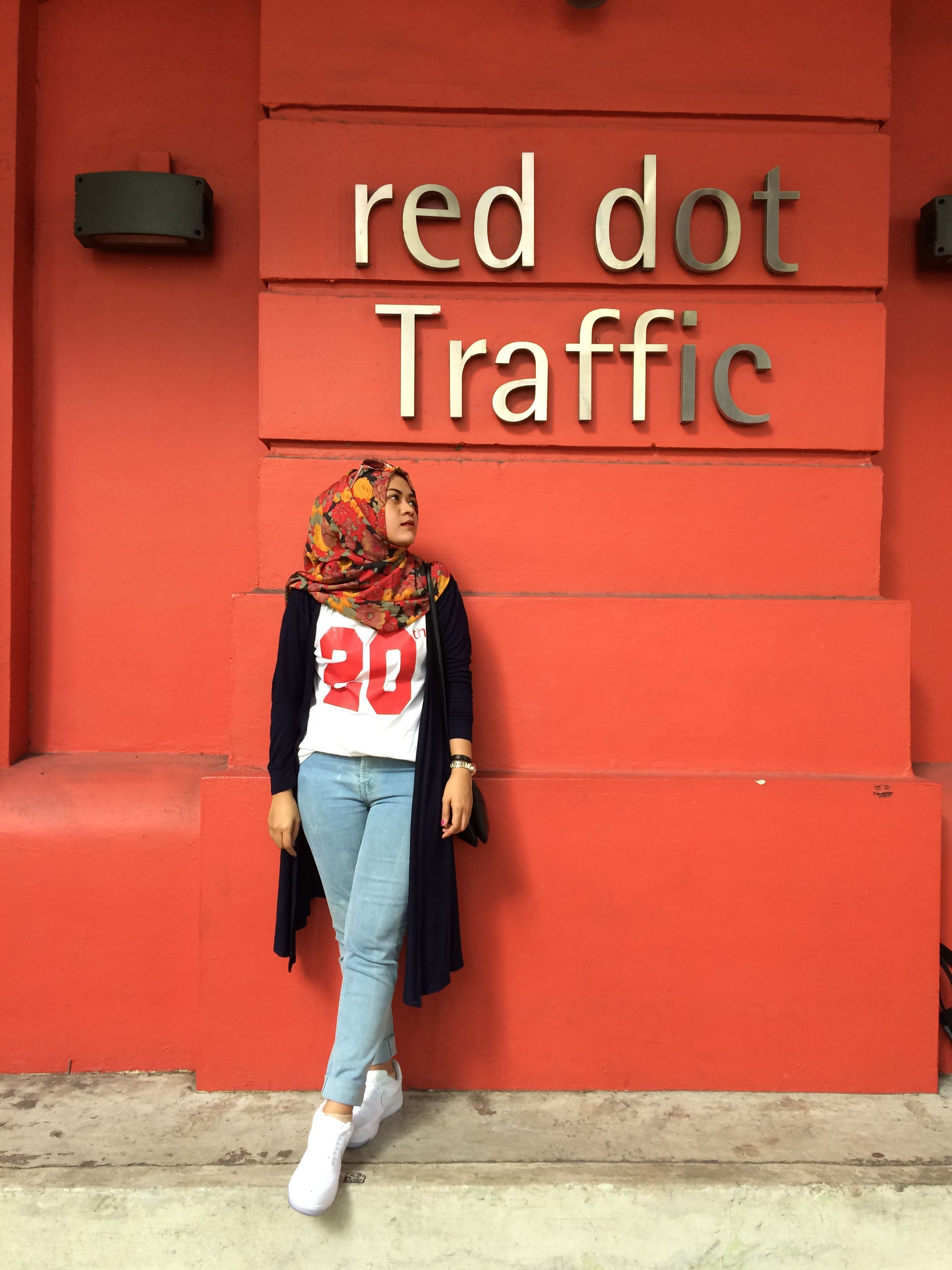 Pin by endah lestari on hijab style, ootd hijab, singapore