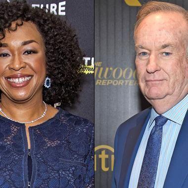 Hot: Shonda Rhimes blasts Bill O'Reilly's comments on Michelle Obama's speech: 'Try slavery Bill'