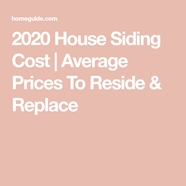 Best How Much Does House Siding Cost To Install Or Replace In 640 x 480
