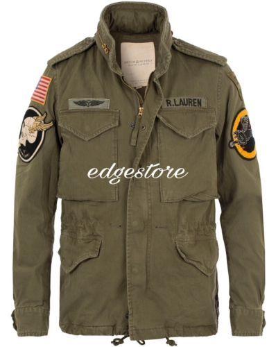ae52bdaf2142 Denim-Supply-Ralph-Lauren-Men-Military-Army-American-Flag-Skull-Head ...