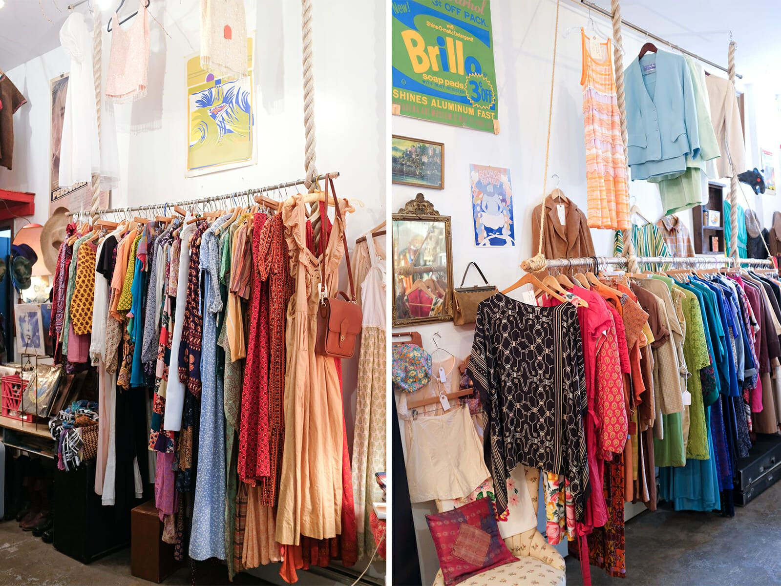 A Guide To The Best Vintage And Thrift Stores In New York Thrift