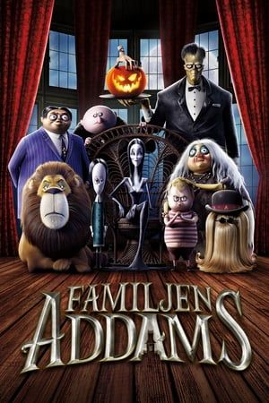 Online Tahun The Addams Family Hela Pa Natet Swesub Filmer Hd