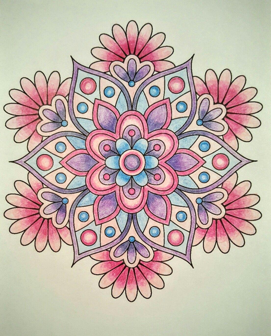 My Coloring Artwork Mandala Stencils Mandala Art Mandala Art Lesson