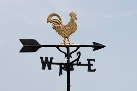 Image result for homemade weather vane