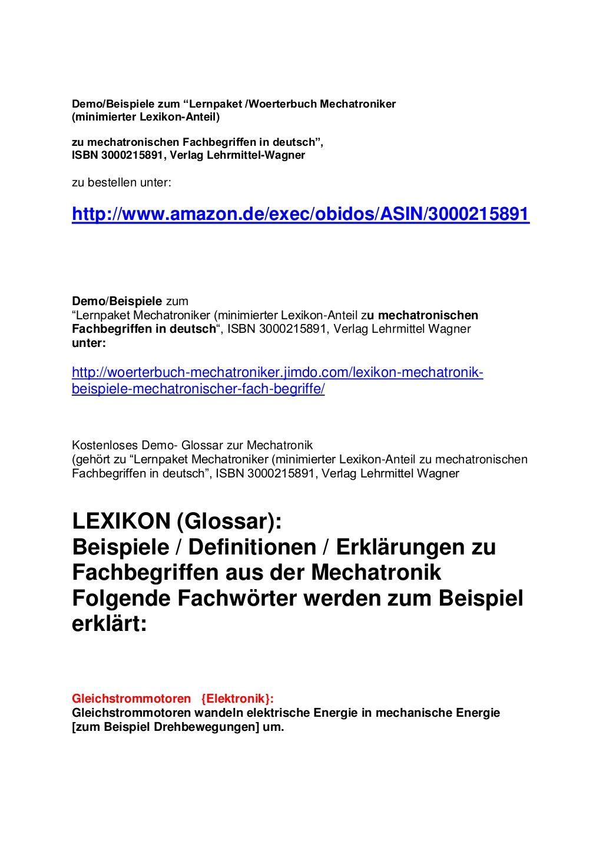 Berufsausbildung mechatroniker: grundlagen-begriffe hydraulik lernen ...