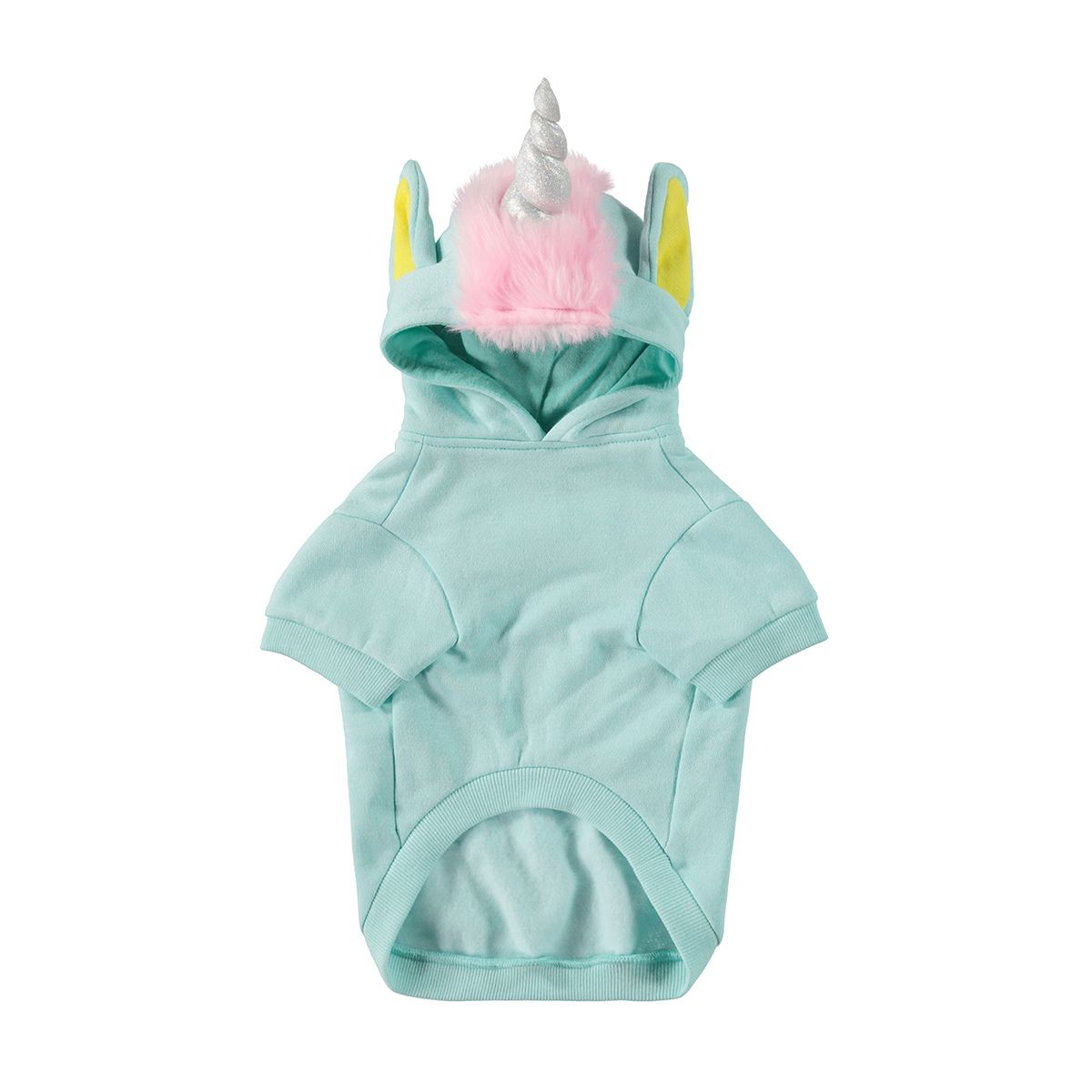 Unicorn Pet Hoody Small Kmart Unicorn Stuffed Animal Pets Hoodies