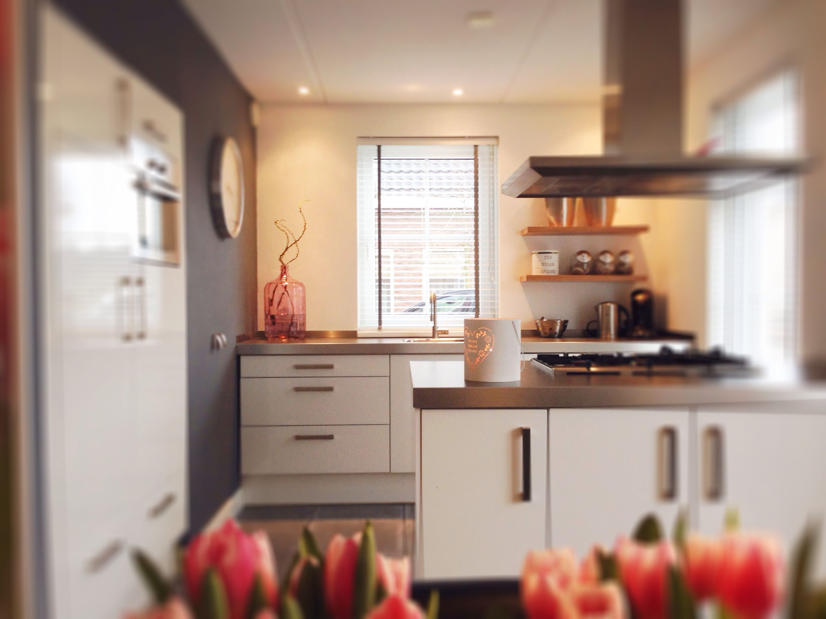 Keuken voor eigen huis pinterest - Credenza voor keuken ...
