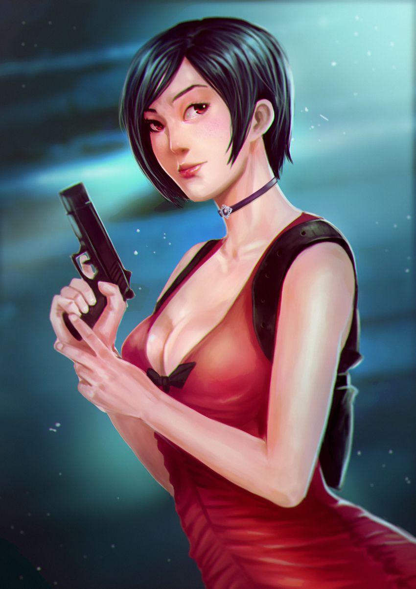 Pin by shapnil on Pubg | Resident evil girl, Ada wong