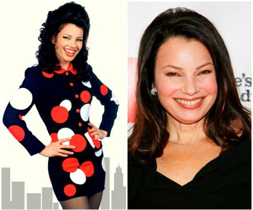 The Cast Of The Nanny Then And Now  Cewe-1410