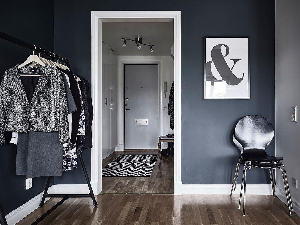 Wohnzimmerwand-nischenentwürfe bostadsrätt surbrunnsgatan  vån  i gÖteborg  entrance