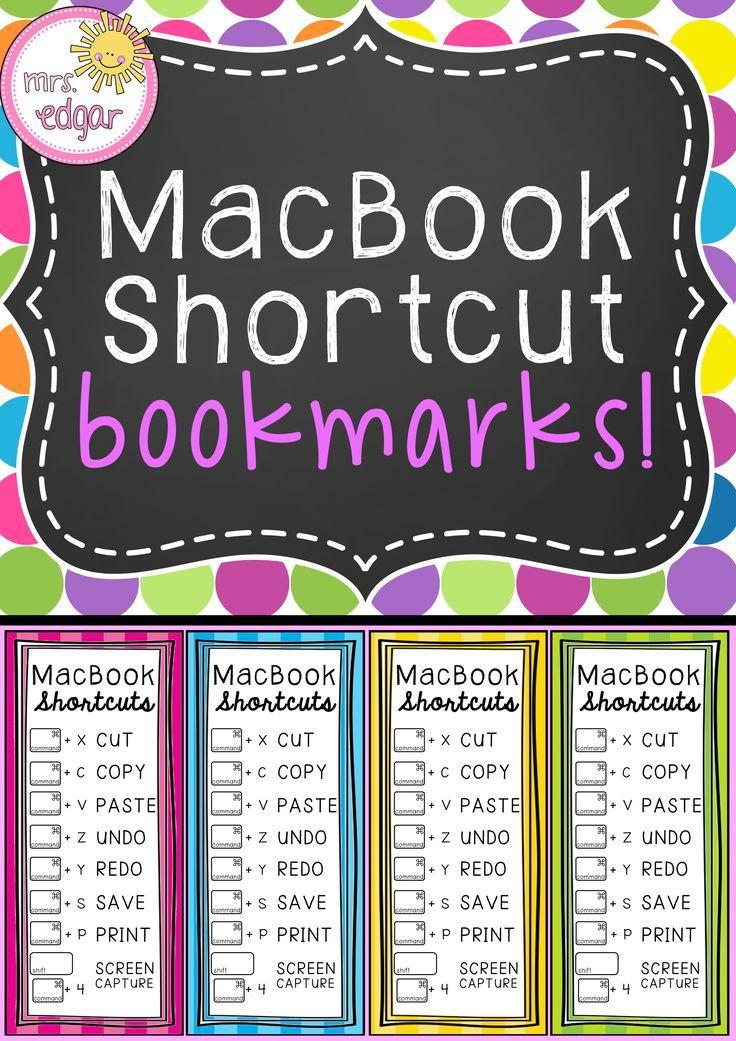 Image result for mac shortcut keys poster Mac hack Pinterest