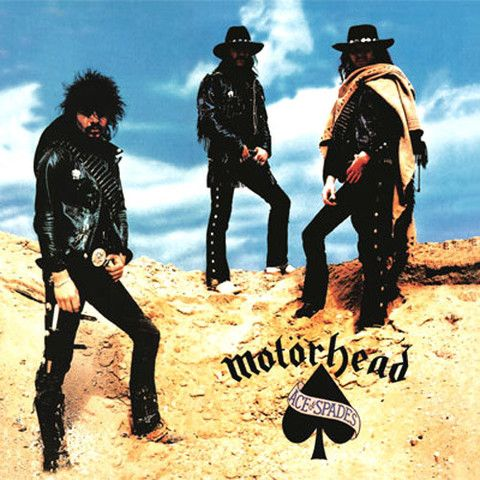 Motorhead Ace Of Spades – Knick Knack Records