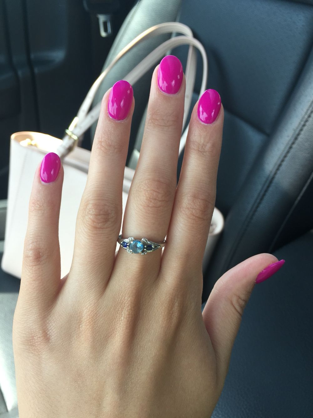 Pin by casey smith on Nails in 2019 | Pink acrylic nails ...