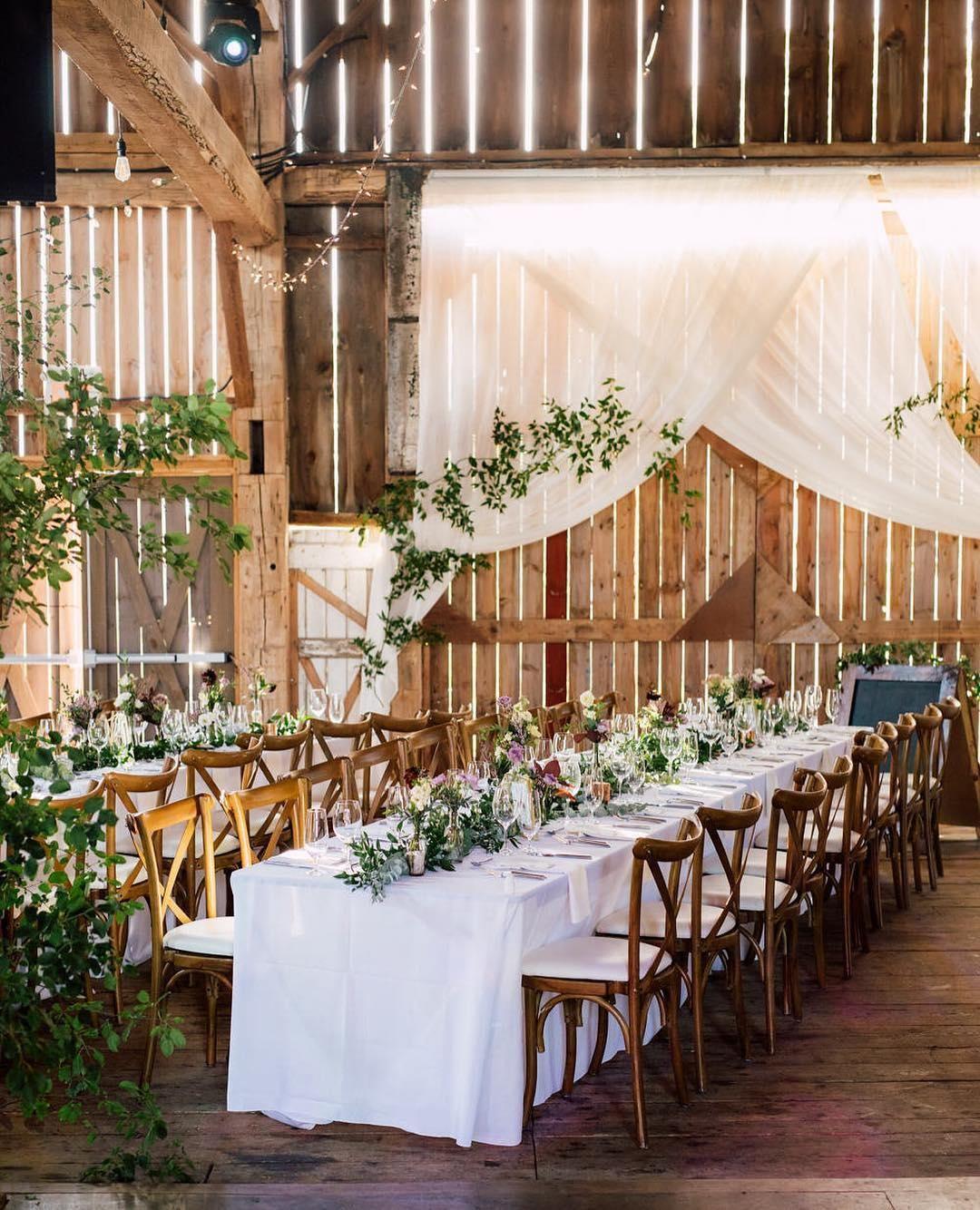 90 Beautiful Barn Venues Across the USA | Rustic wedding ...