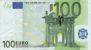 Glorious Sun Gif Lady Thoughts Euro Schein Euro Bank Notes Street Artists