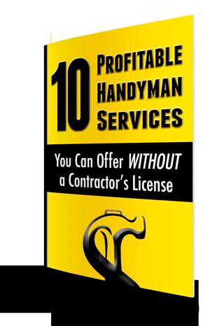 10 Profitable Handyman Services Handyman Business Handyman Handyman License