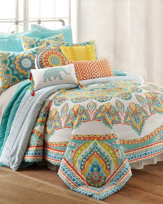 3 Piece Arabella Comforter Set, Nina Campbell Tapestry Bedding