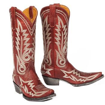 "Old Gringo Women's Nevada Heavy 13"" Western Fashion Boots"
