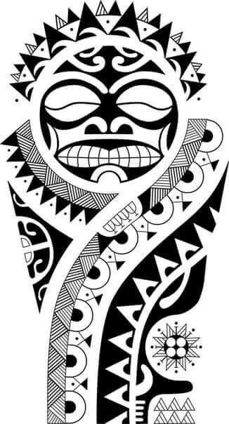 Pin De Ismael Chacon En Tatuajes Tatuaje Maori Maori Y Mejor Tatuaje