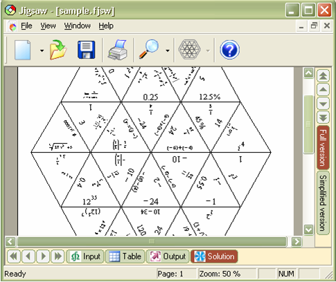 image relating to Printable Jigsaw Puzzle Maker Software referred to as Tarisa - a Cost-free application computer software that lets academics towards