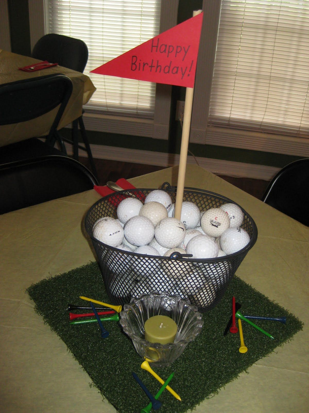 Golf Themed Party Decorating Ideas Part - 15: Golf Retirement Party Ideas | Golf Themed Invitations