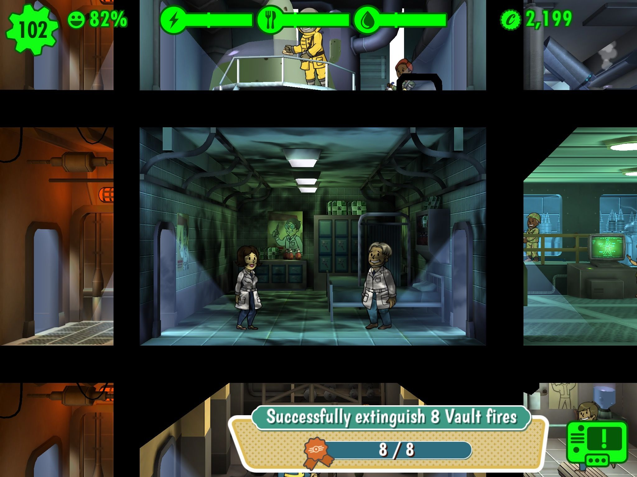 Fallout Shelter Tips Tricks And Strategy - Year of Clean Water