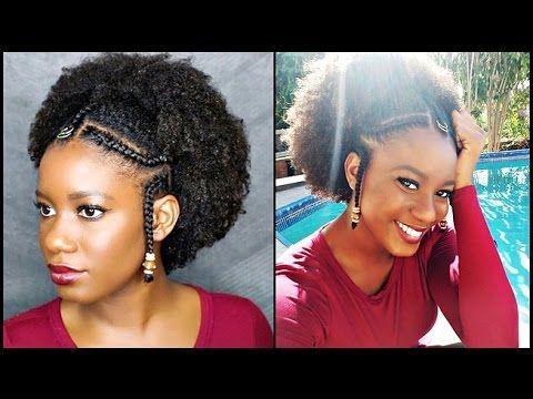 11 Easy Braids Amp Beads Tutorial Alicia Keys Fulani