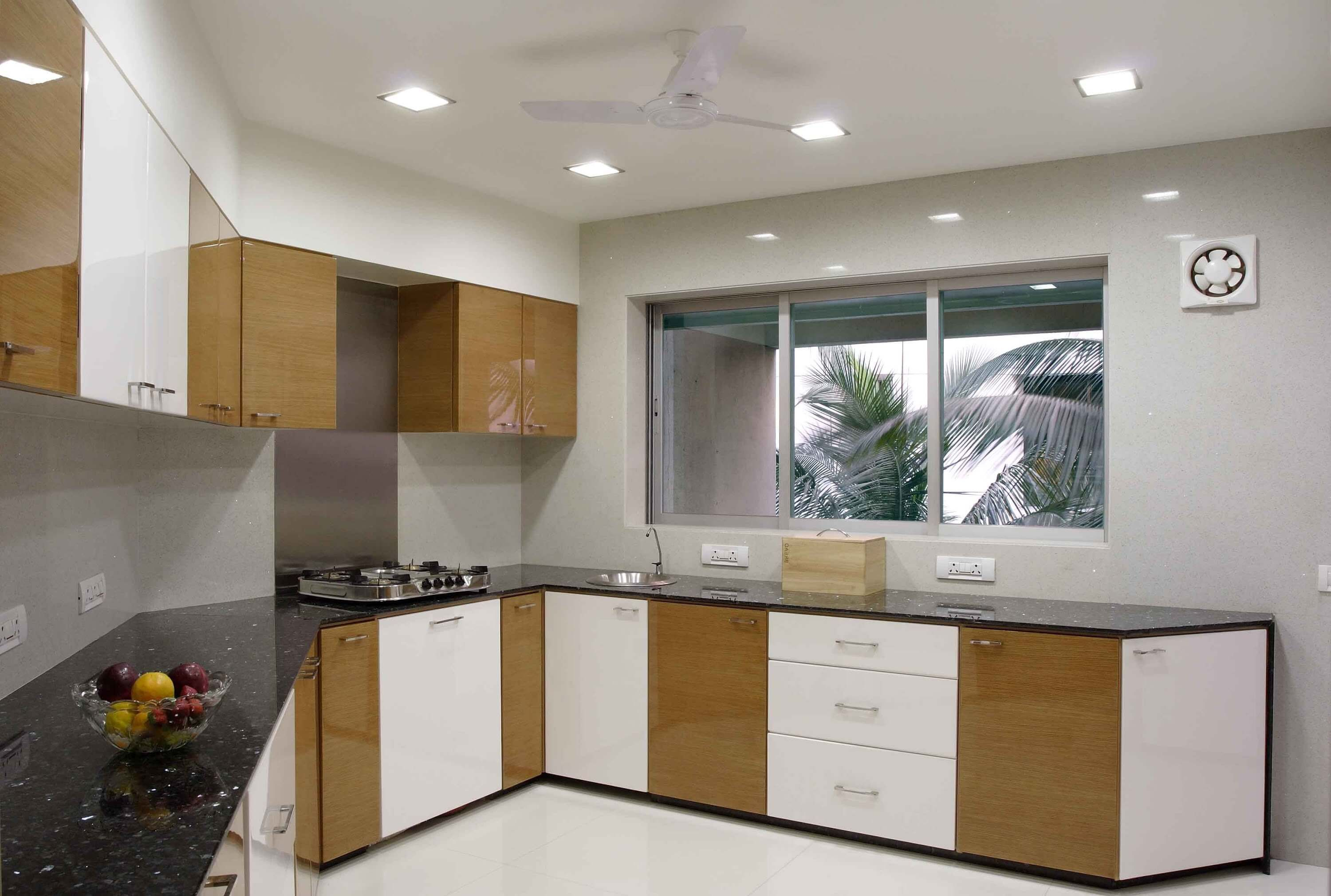 55 Modular Kitchen Design Ideas For Indian Homes Kitchen Design Small Kitchen Modular Kitchen Cabinets Color Combination