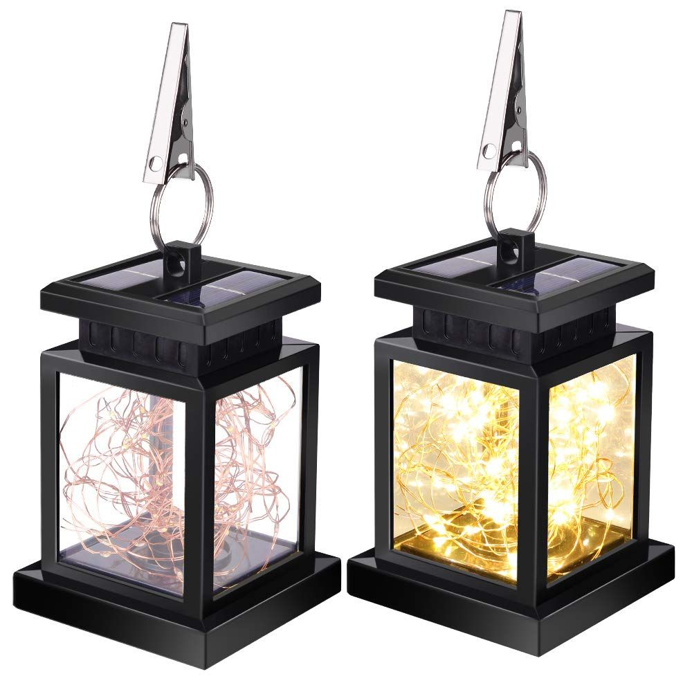 Save 30 On Solar Lanterns Outdoor Jsot 30 Led Hanging Decor Fairy Lights Waterproof Tabletop Lamps For Garden Table Patio Umbrella Hanging Solar Lights Solar Lanterns Table Lanterns