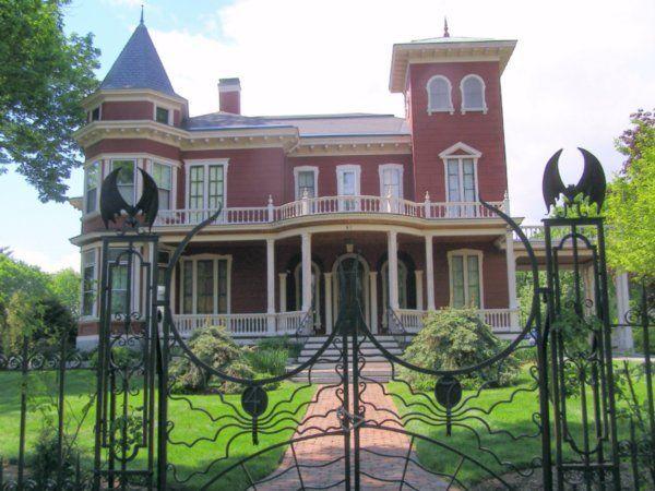 Bangor Maine Casa Di Stephen King Bella Vita