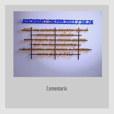 Comentario. YENY CASANUEVA Y ALEJANDRO GONZÁLEZ. PROYECTO PROCESUAL ART.