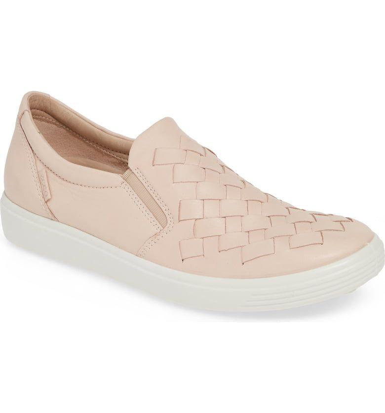 19b313274 ECCO Soft 7 Woven Slip-On Sneaker (Women)   Nordstrom   My Style in ...