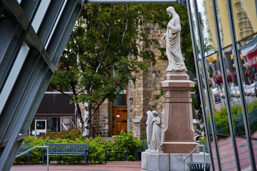 Little city in Canada - Rimouski, Quebec