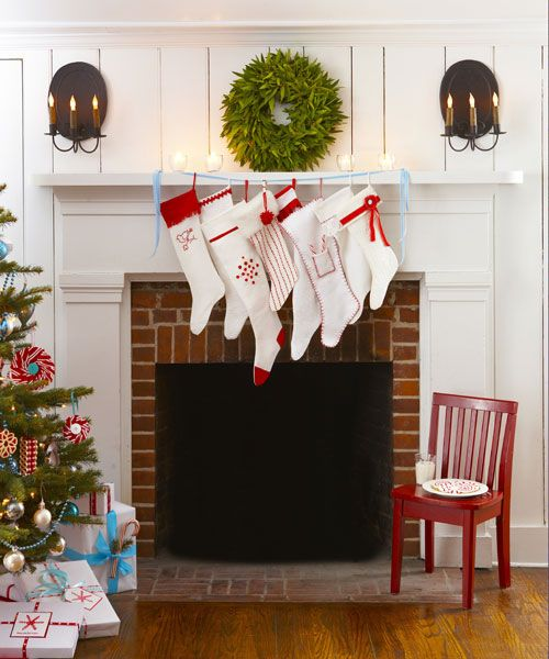 6cd7401a5f3 Top 40 Red And White Christmas Decoration Ideas Christmas Celebrations