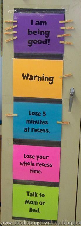 NEVER deny recess!