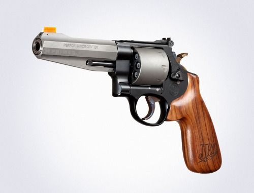 Smith & Wesson Performance Center Model 327 JM (Jerry Miculek ...