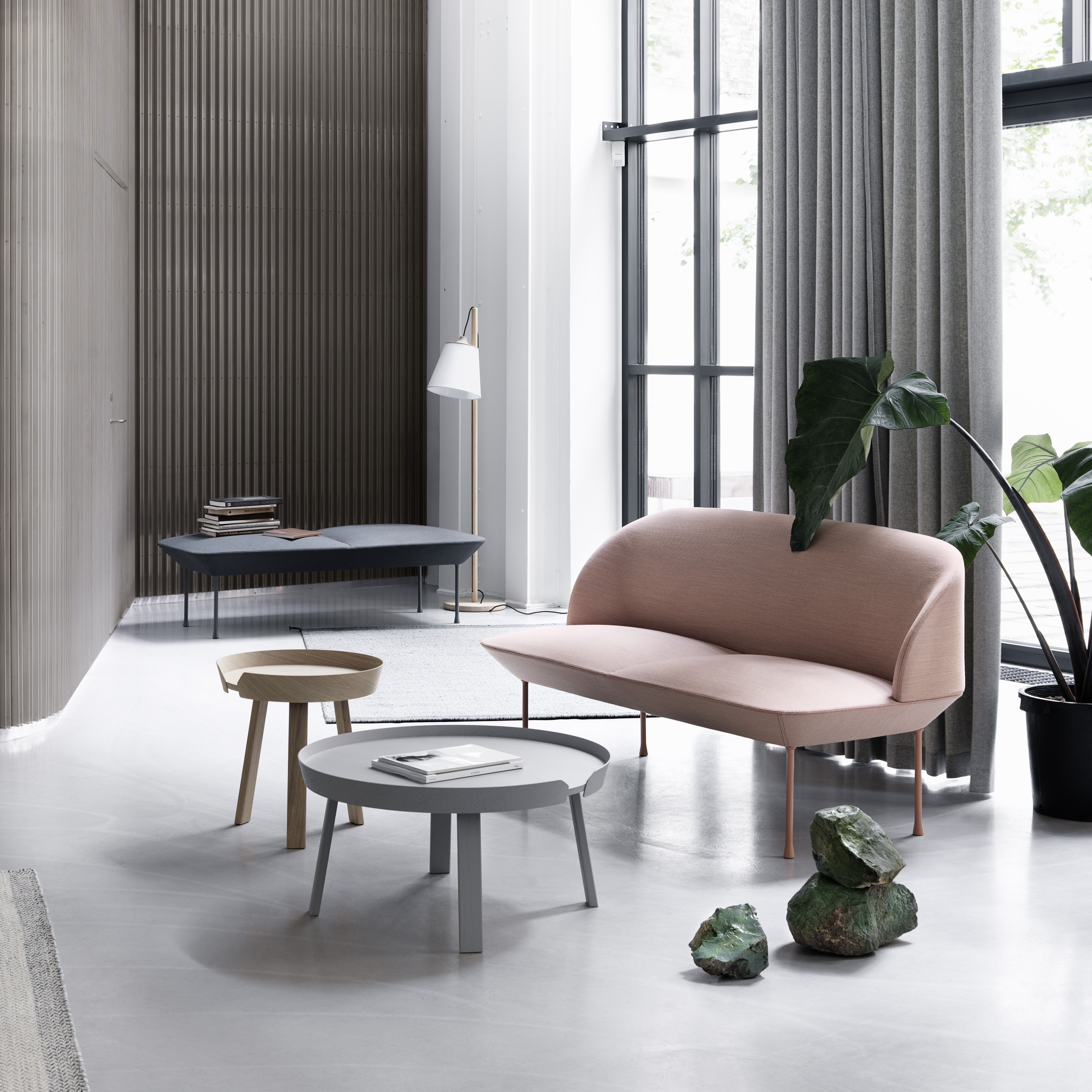 The Oslo Sofa, designed by Anderssen & Voll for Muuto, encompasses ...