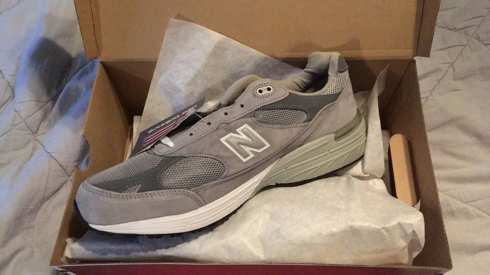 Classic 993 Running Shoes Grey