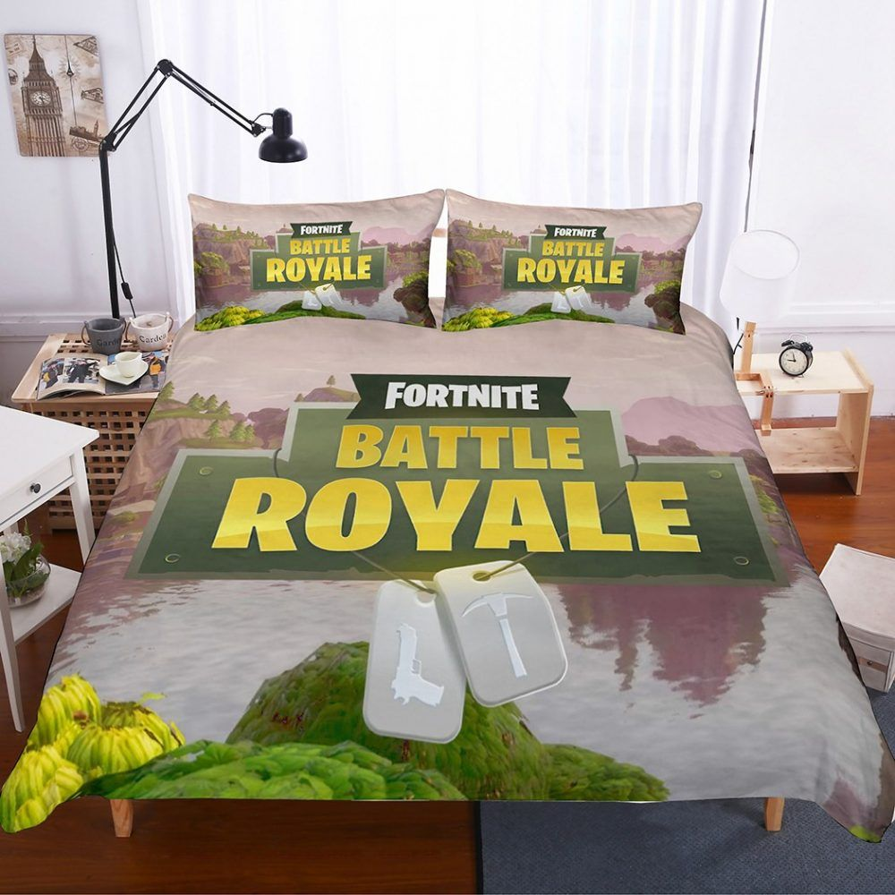 Pin By Quando Rondo On Fortnite In 2020 Kids Bedding Sets Duvet