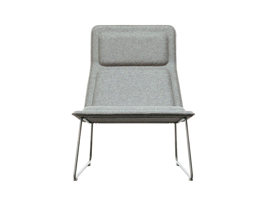 Cappellini Sedie ~ Lotus lounge chair by jasper morrison for cappellini furniture