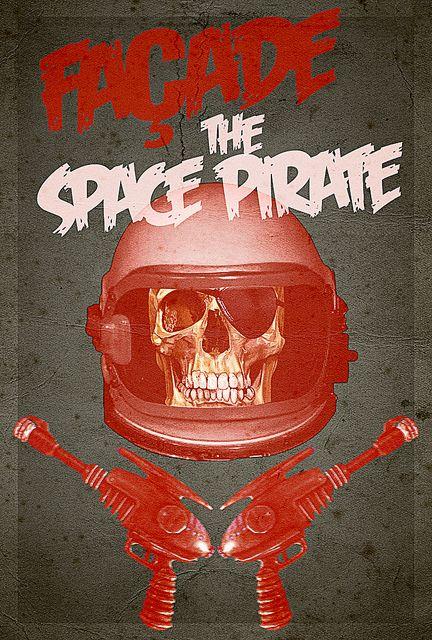 Façade the Space Pirate!