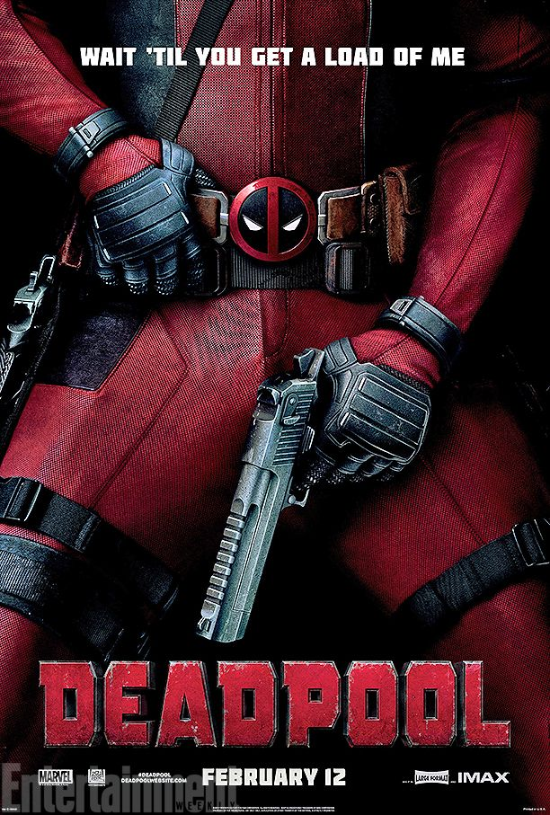 Click to View Extra Large Poster Image for Deadpool | Movie ...