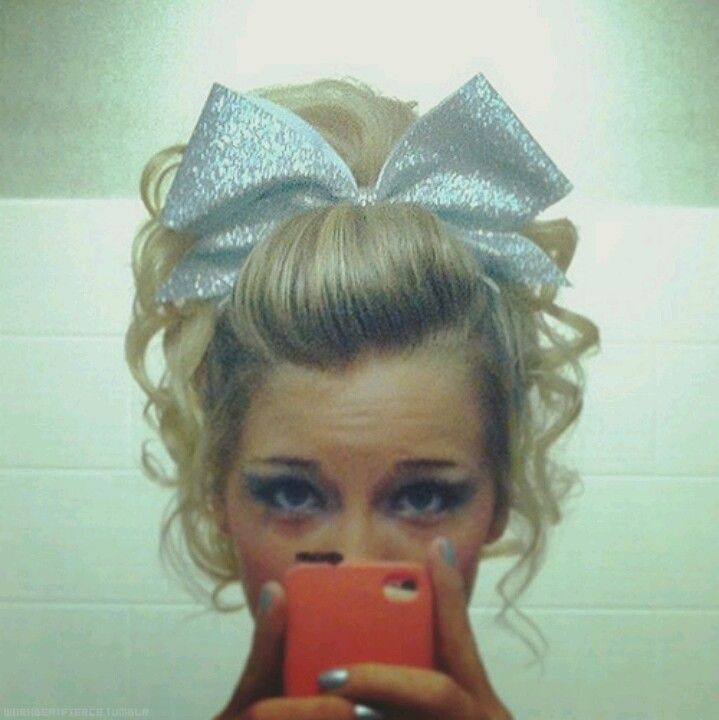 I want hair lke this for competition