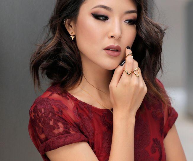 Jen Chae x Mejuri