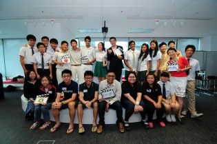 Singaporean Students Show They Re Good Netizens Win Trip To