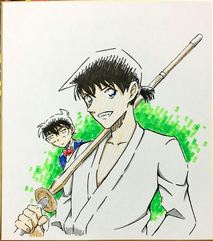 Anime hình ảnh của 🌸min 🍁 trên Detective Conan trong 2020