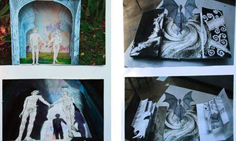 Many arts courses require students to submit a portfolio: here's how to make yours stand out