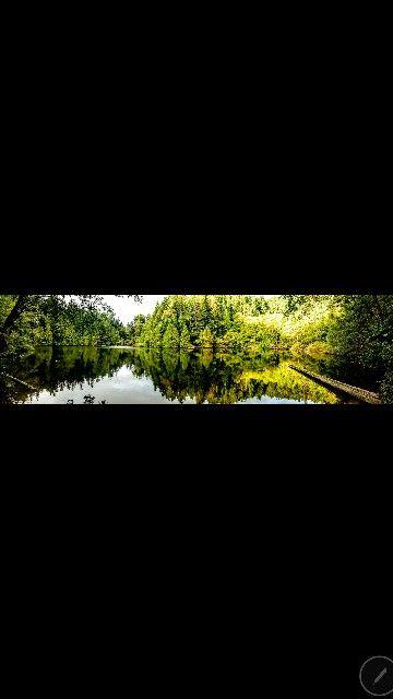 Fragrance Lake in Bellingham, WA
