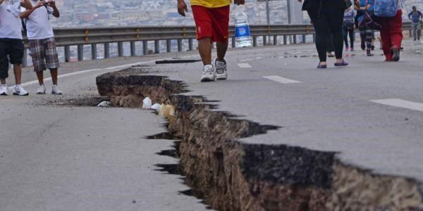 California se encuentra en riesgo de sufrir un mega terremoto