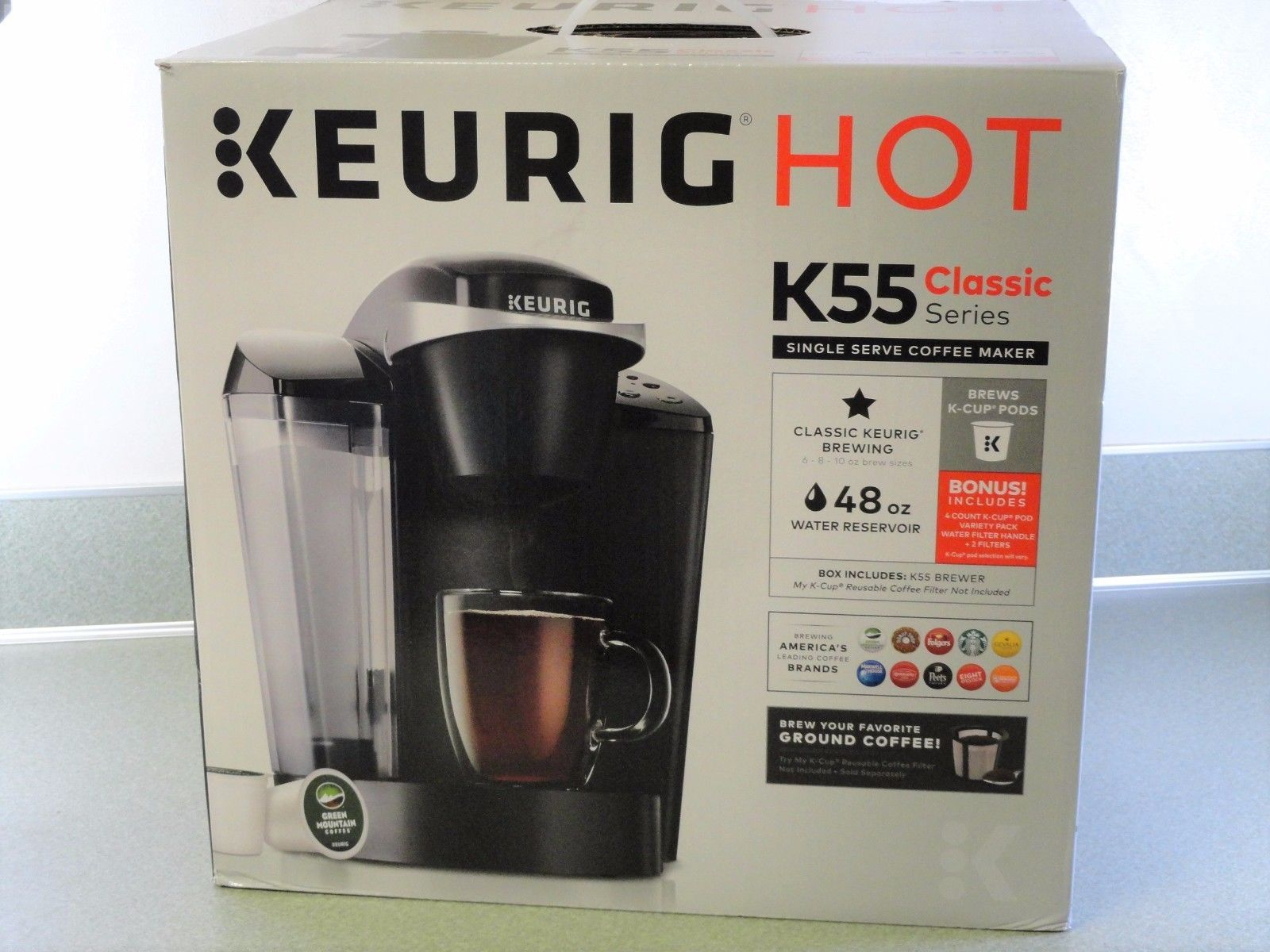 5l accents range only electricals co uk small kitchen appliances - Small Kitchen Appliances Keurig K55 Classic K Cup Machine Coffee Maker Brewing System